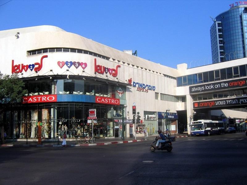 Торговый центр Дизенгофф