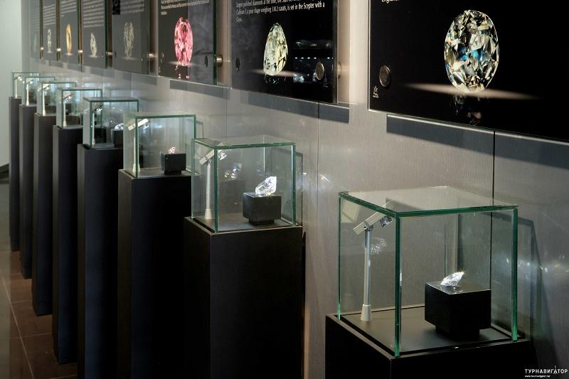 Музей бриллиантов Гарри Оппенгеймера