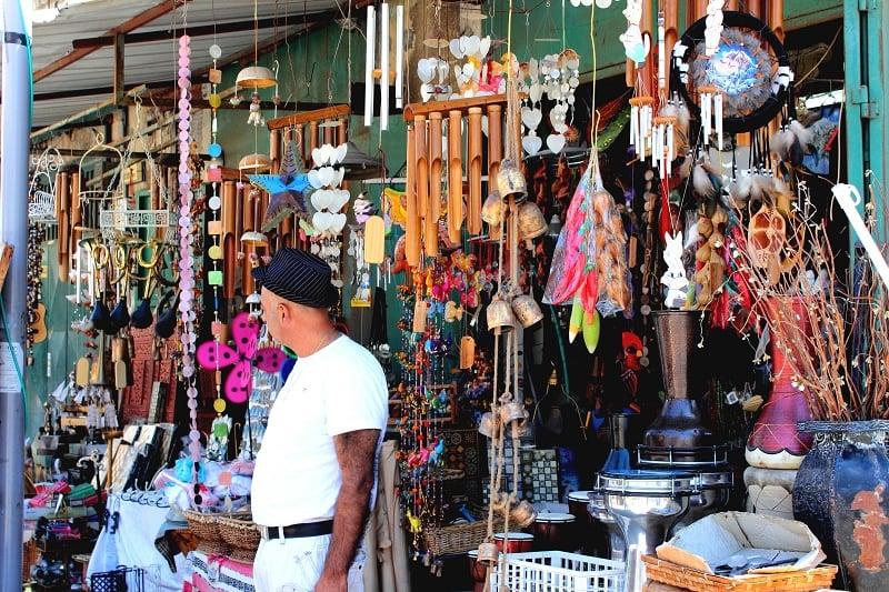 Блошиный рынок Яффа