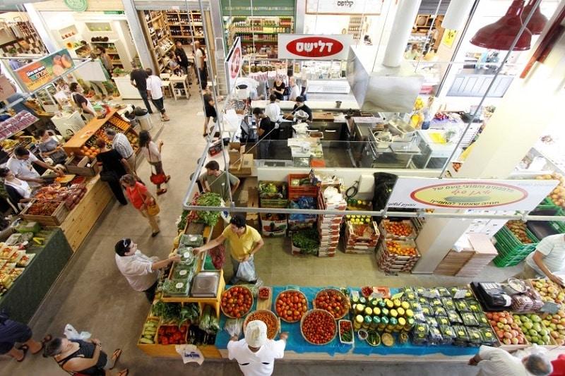 Рынок фермерских продуктов