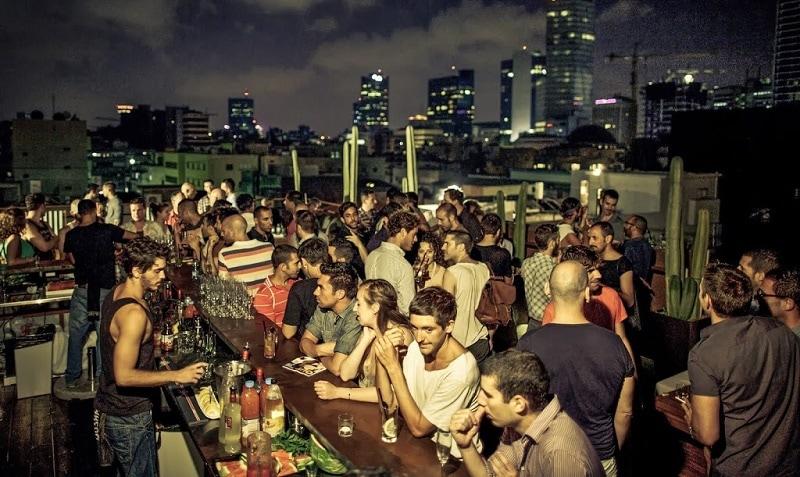 roof tel aviv party