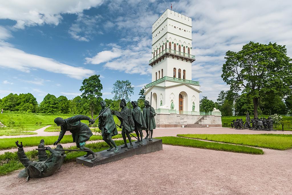 Царское Село — неофициальная столица Российской империи