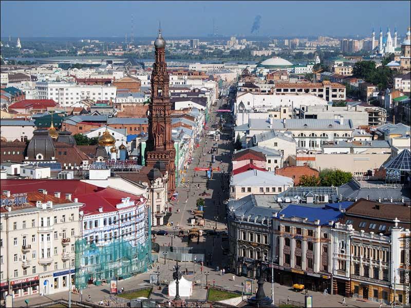 Экскурсия по нескольким эпохам города с профессиональным историком