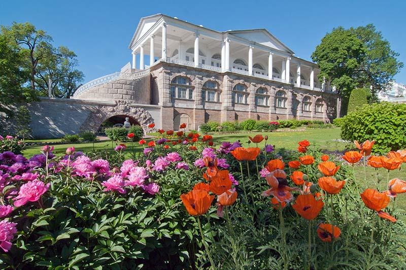 Императорские резиденции