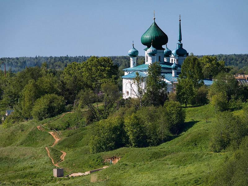 Музей-заповедник «Старая Ладога». Истоки России