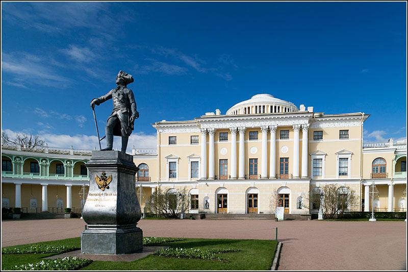 Экскурсия в Павловск №8085