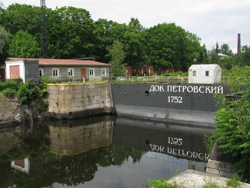 Экскурсия в Кронштадт №8499