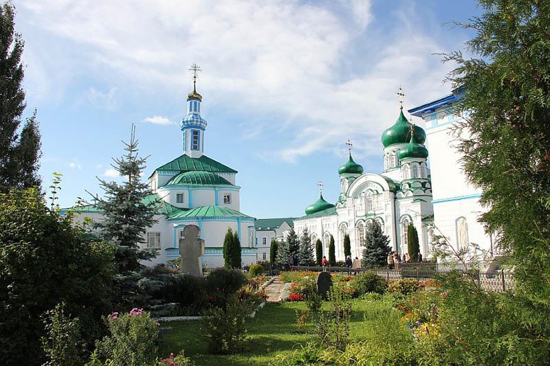 Раифский монастырь и заповедные места Поволжья