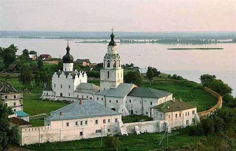 Индивидуальный авто-тур на Остров-град Свияжск