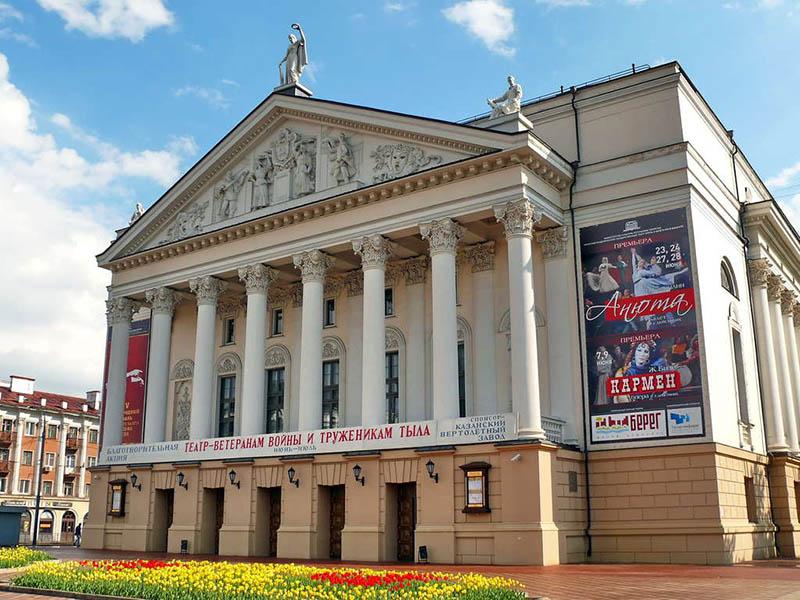 Контрасты Казани на автомобильной экскурсии по городу