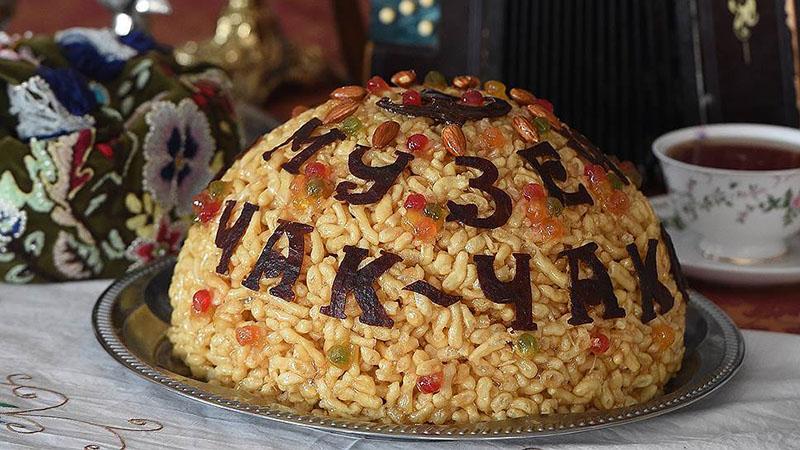 Мастер-класс «Чак-чак и татарская выпечка»