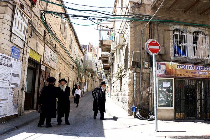Религиозные районы Иерусалима