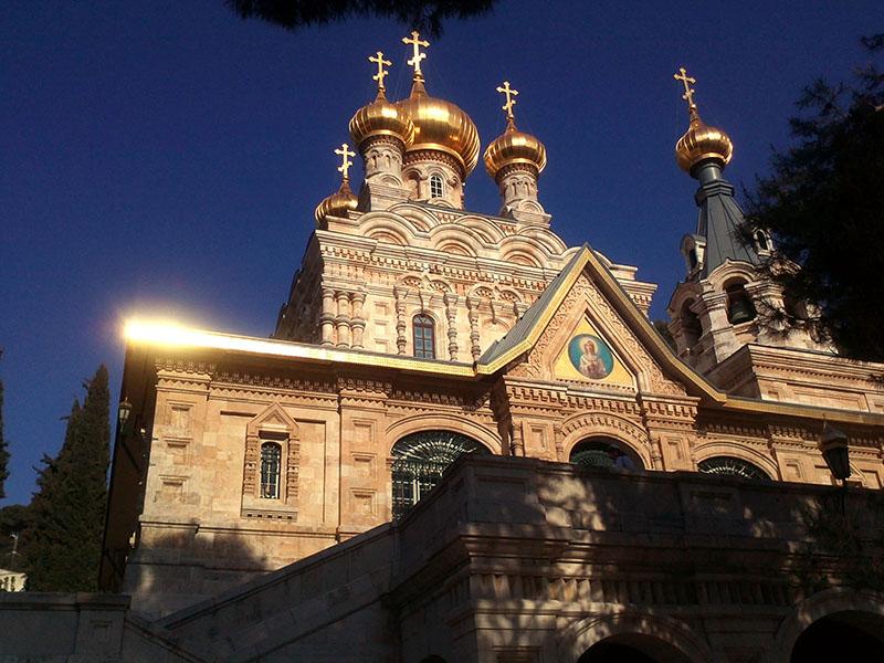 Монастырь Святой Марии Магдалены