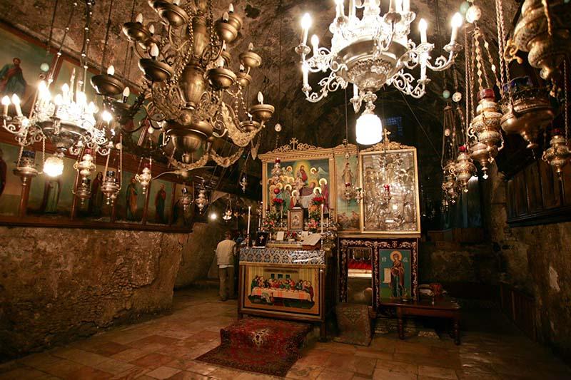 Алтарь Гробницы Богородицы