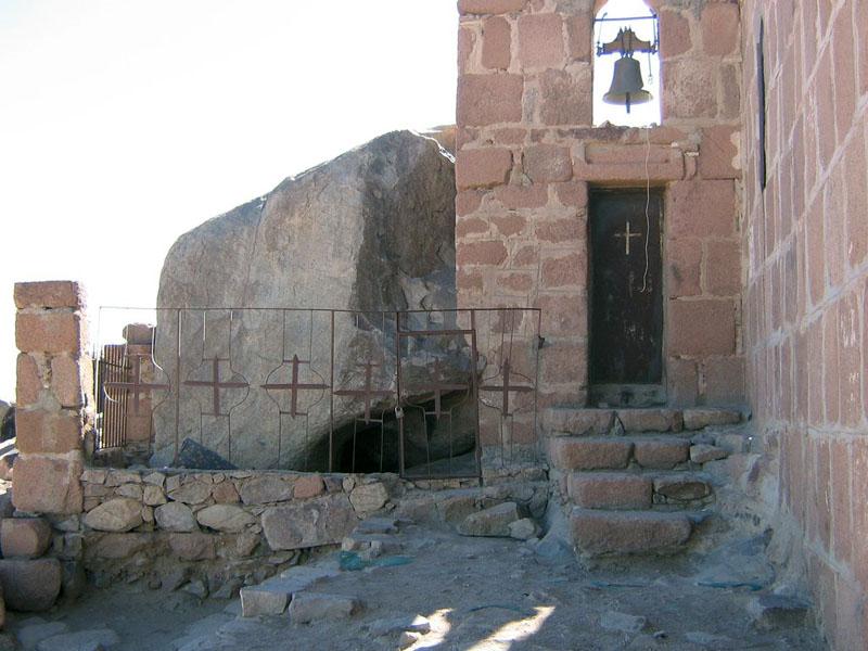 Пещера Моисея