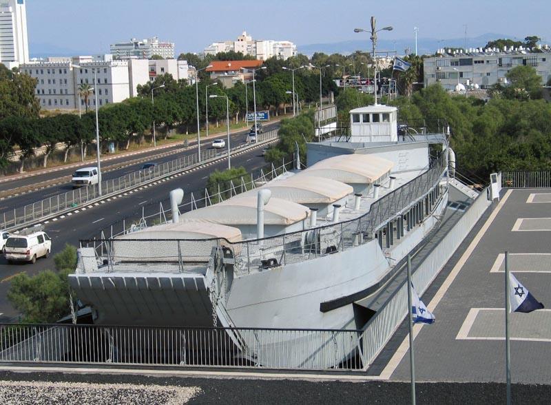 Музей нелегальной иммиграции и ВМФ