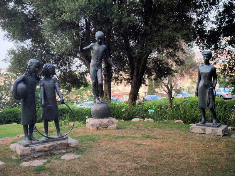 Парк скульптур Урсулы Мальбин